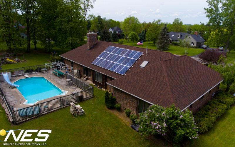 Solar for Pool Heater