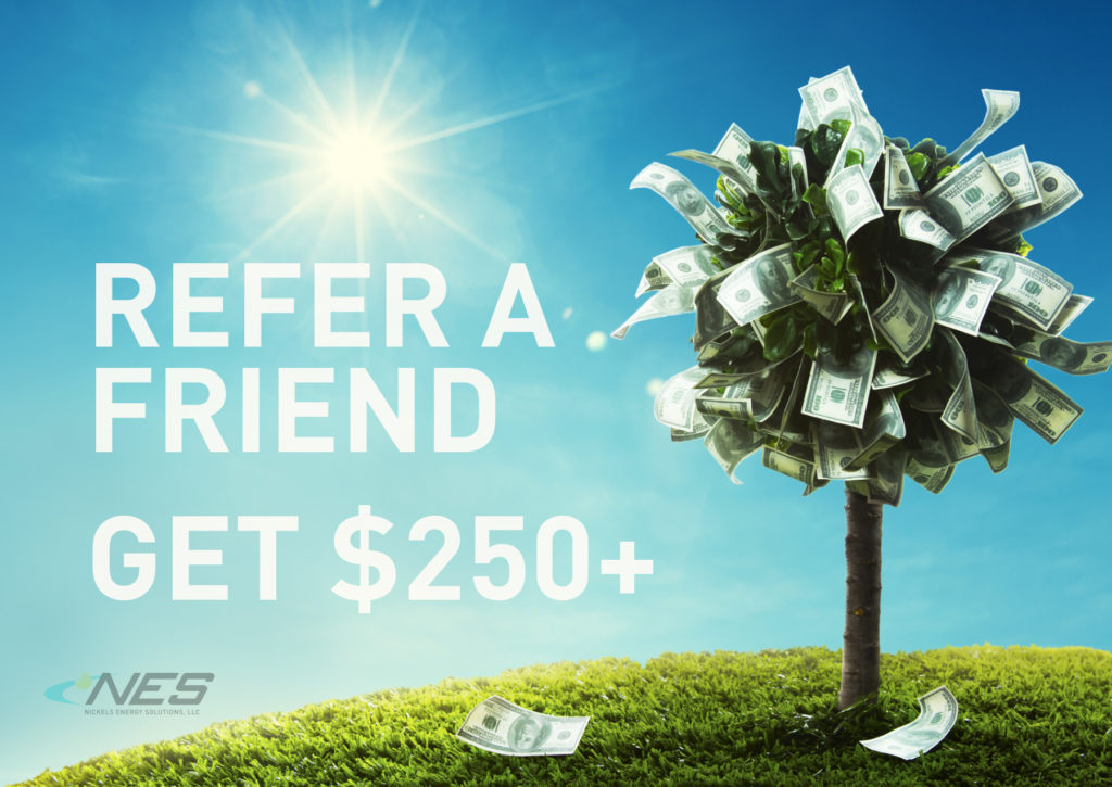 Refer a Friend Solar Program