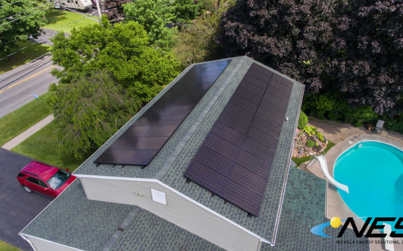 East-West Solar Project