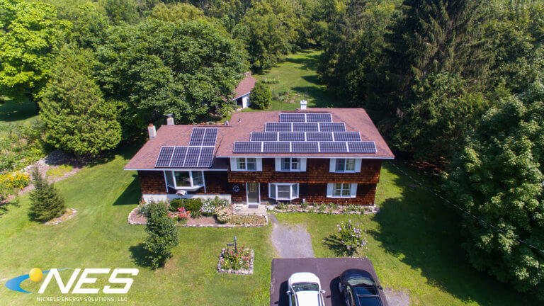 Solar panel project in Chittenango