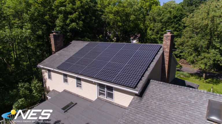 Solar panel project in Fayetteville