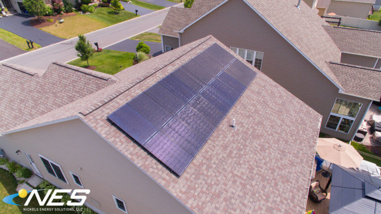 Solar panel project in Liverpool