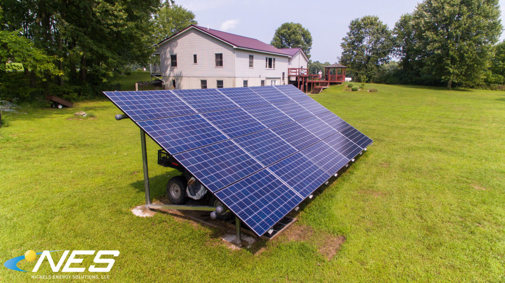 ground mounted solar panels in weedsport ny