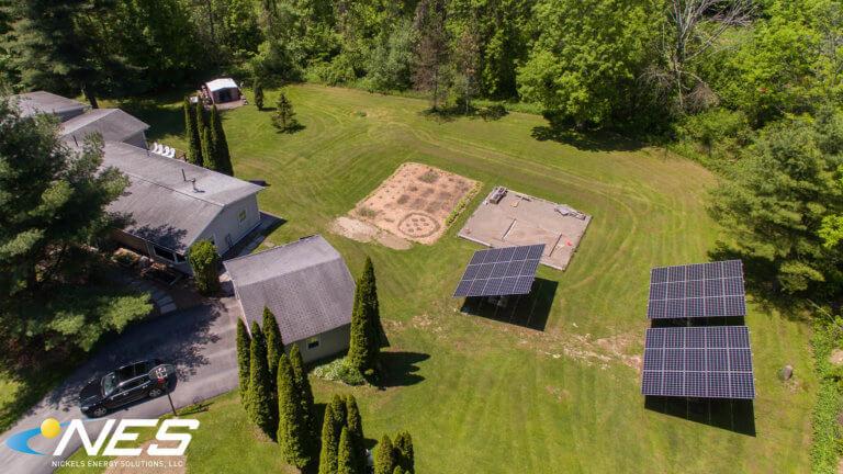 Solar panel project in Phoenix
