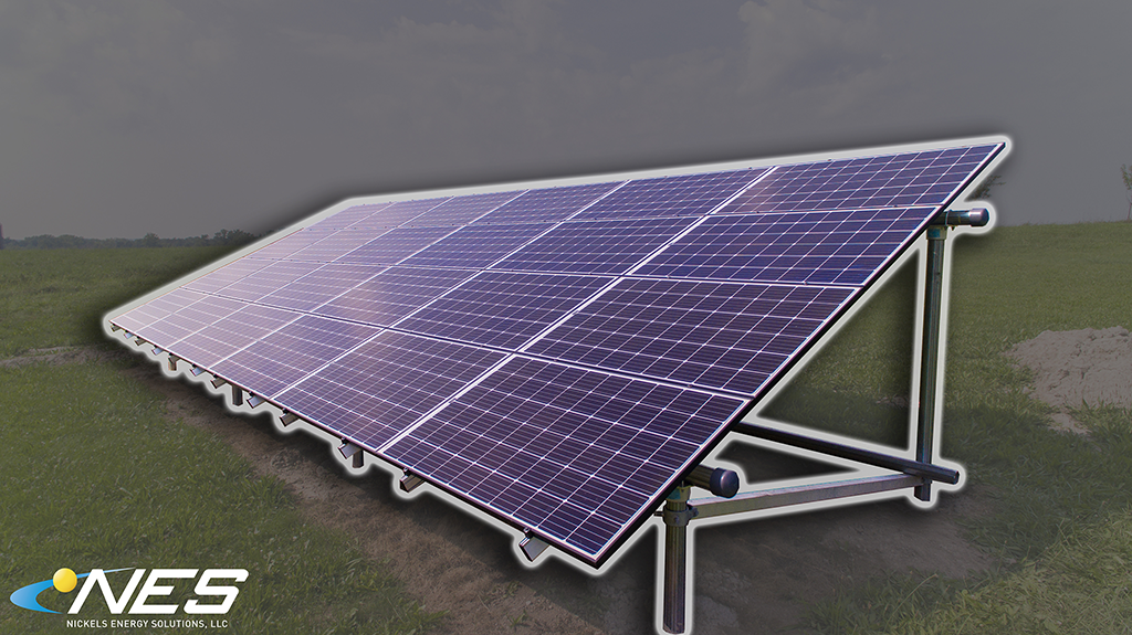 ground mounted solar panel installation services