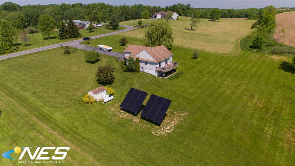 wierzbiki solar project