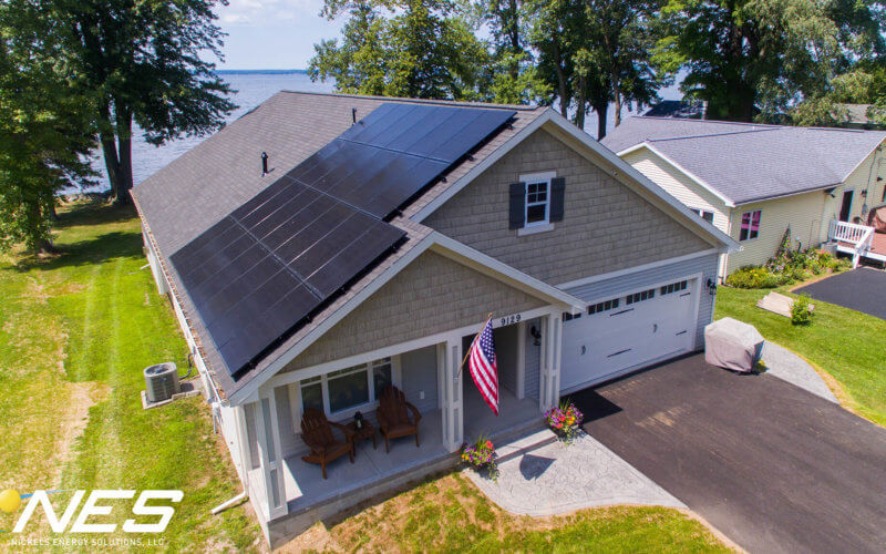 Oneida Lake Solar Project