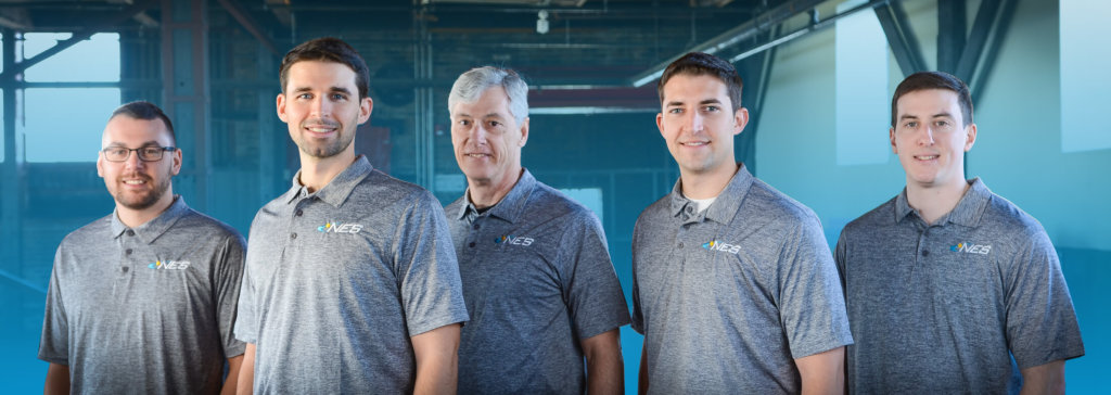 The Nickels Energy Solutions team